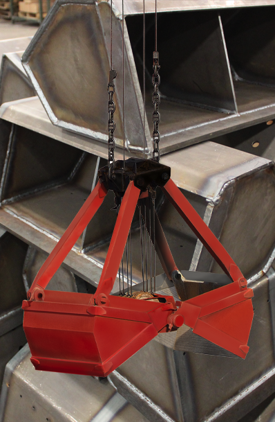 Elevator Buckets and Clam Shell Liners