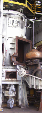 Mill Modernization Installations & Overhauls