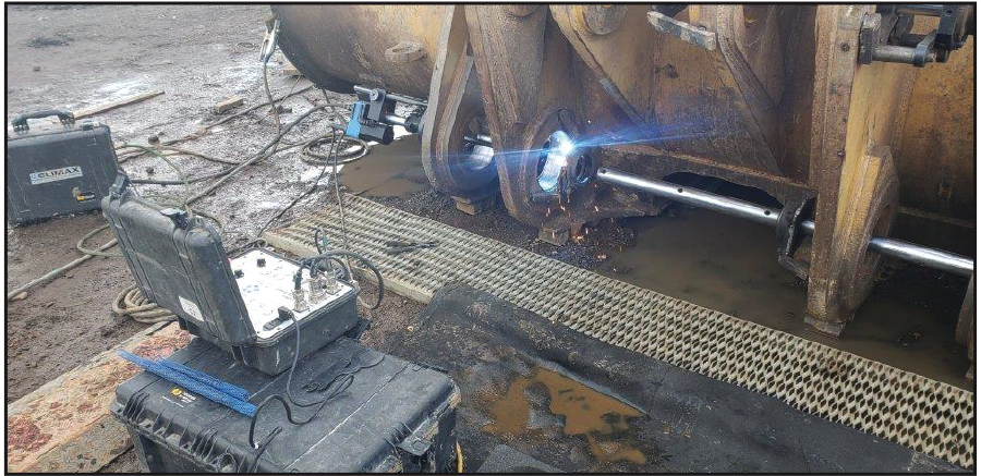 Bore Hole Repair